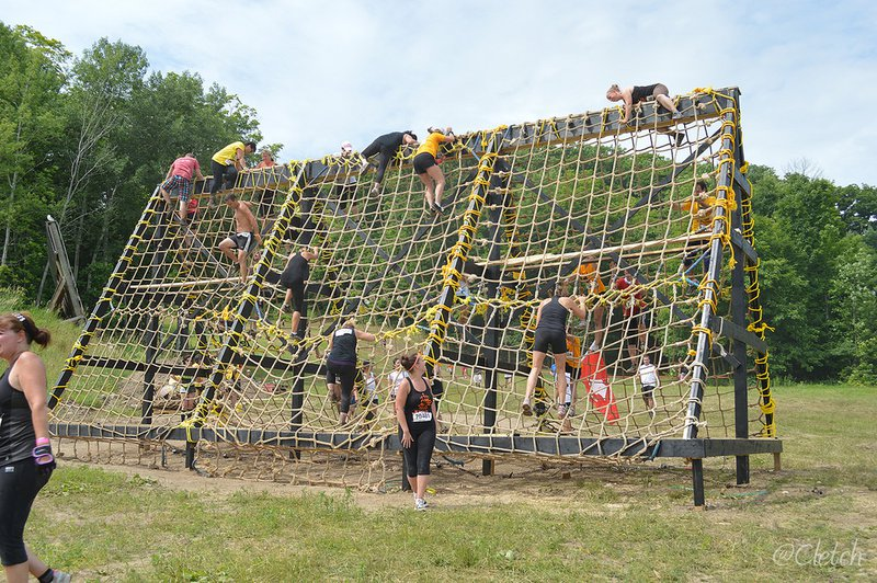 Barrie residents community events climb net competition