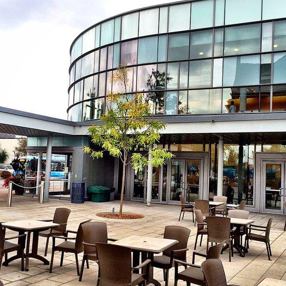 Richmond Hill Culture Fancy Shop Relax Community