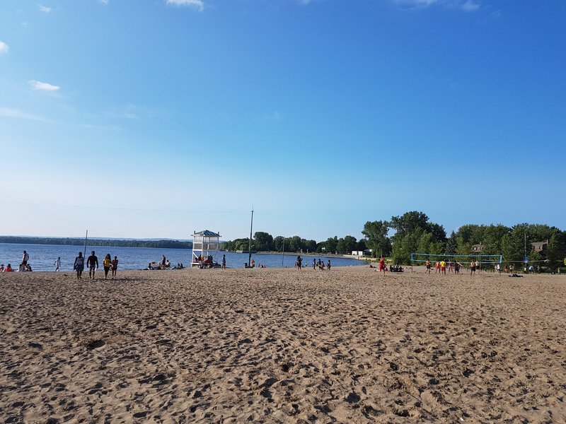Britannia Ottawa neighbourhood Beach