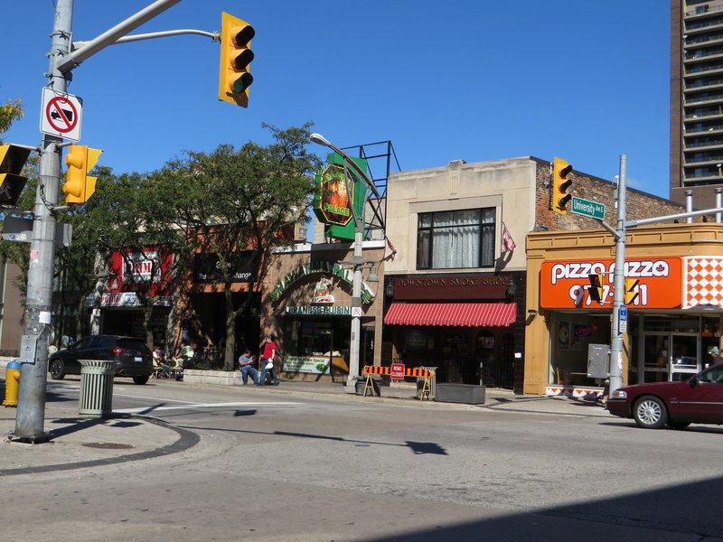 Windsor downtown shops rental rentals