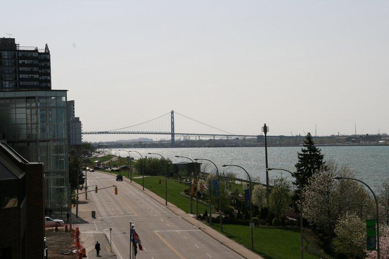 Windsor downtown skyline urban apartment rentals