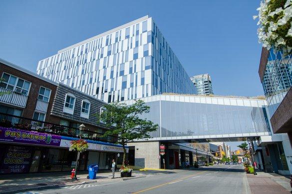 Brampton City Hall West Tower Downtown Apartment Rentals Rental Storefront