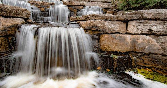 Richmond Hill Waterfall Richmond Green Tourism