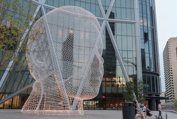 Calgary sculpture monument head downtown.jpg