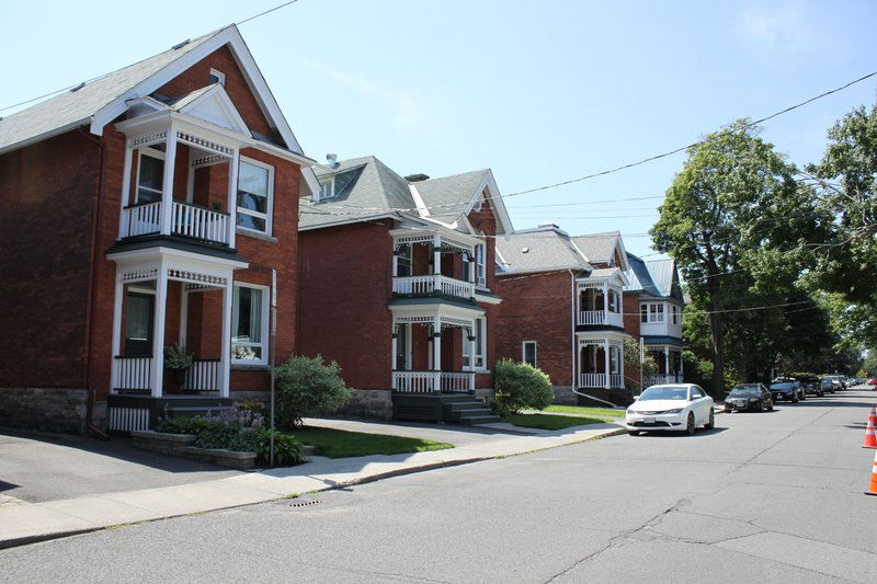 The Glebe Ottawa Neighborhood house rental rentals