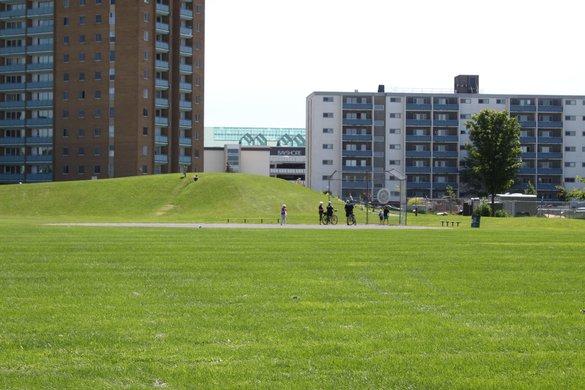 Bayshore Landscape Ottawa Neighbourhood