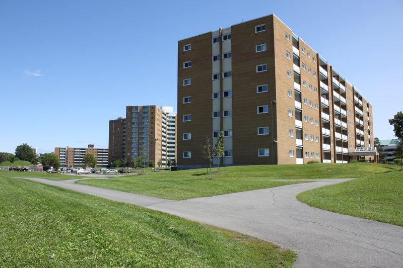 Apartment Rentals Bayshore Ottawa Neighbourhood
