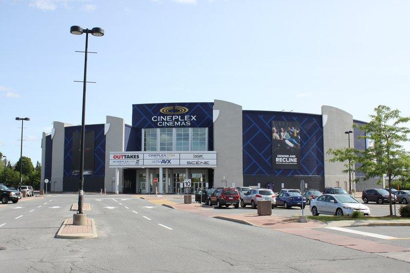 Cineplex Bayshore Ottawa Neighbourhood