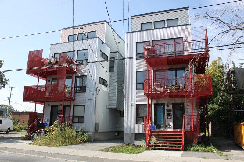 Chinatown Apartment Rentals Rental triplex Ottawa Neighbourhood Downtown