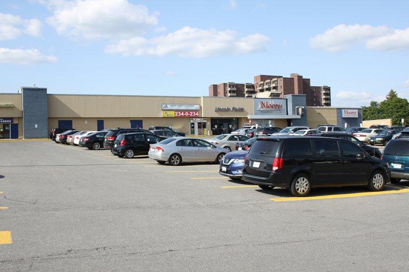 Lincoln Heights Ottawa neighborhood shopping centre