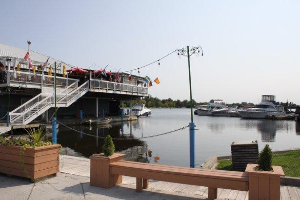 Dow's Lake Ottawa Neighbourhood Boat Harbour