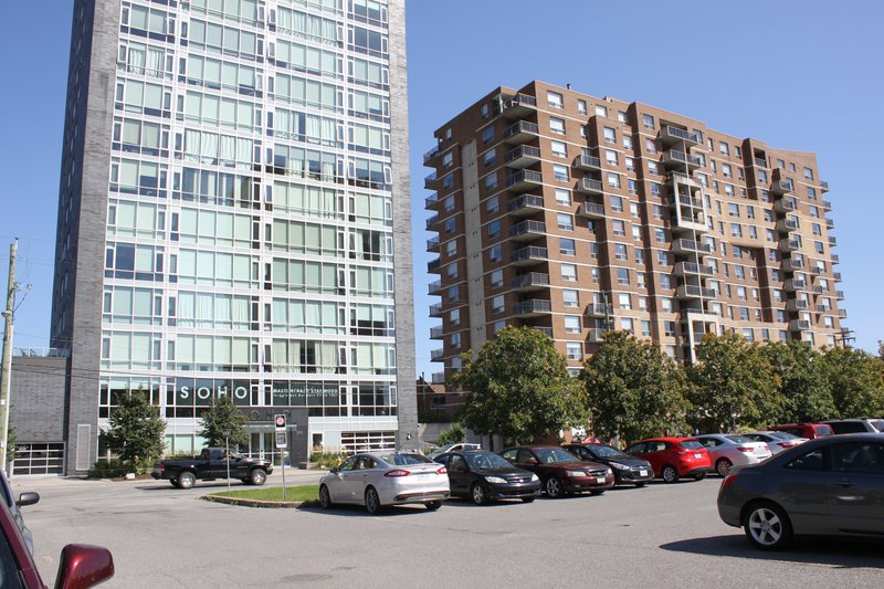 Hintonburg Ottawa Neighborhood apartment condominium condo for rent