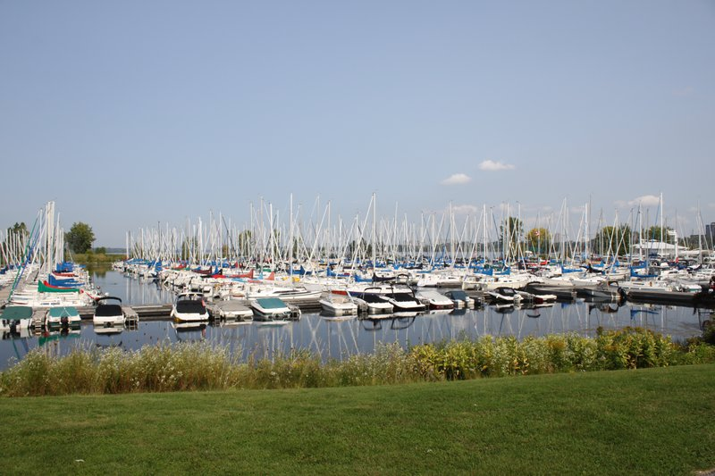 Sailboats Crystal Beach Ottawa Neighbourhood Harbour