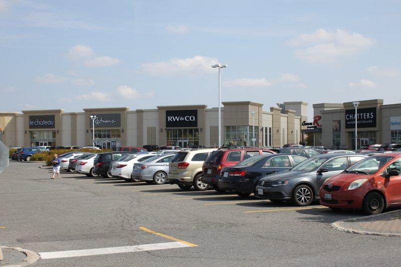 Carlingwood Mall Downtown Ottawa Rentals Store