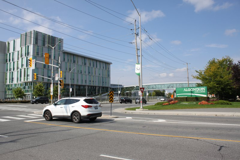 Algonquin College Centrepoint Neighbourhood Ottawa