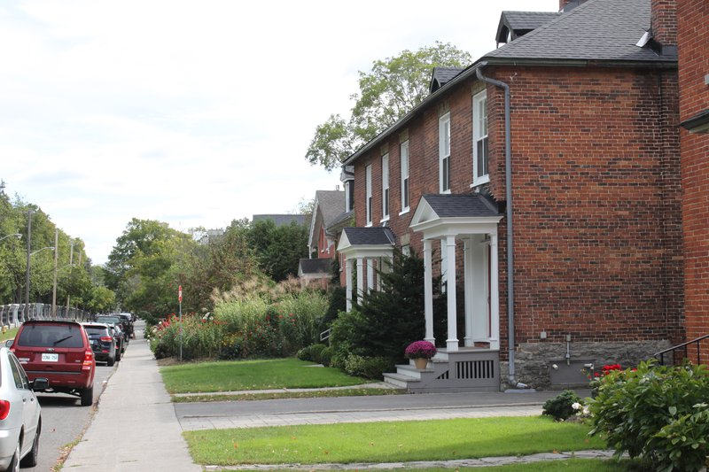 New Edinburgh Ottawa Neighborhood house rental rentals