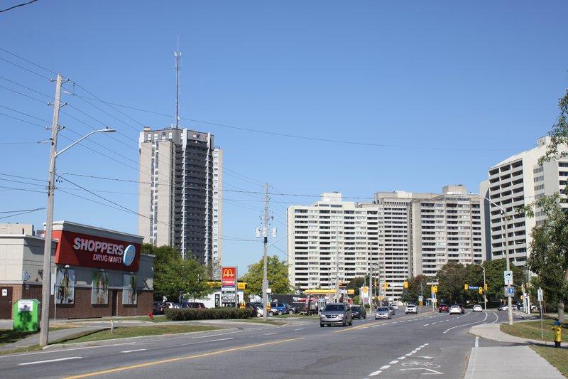 Carleton Heights apartments for rent downtown Ottawa neighbourhood