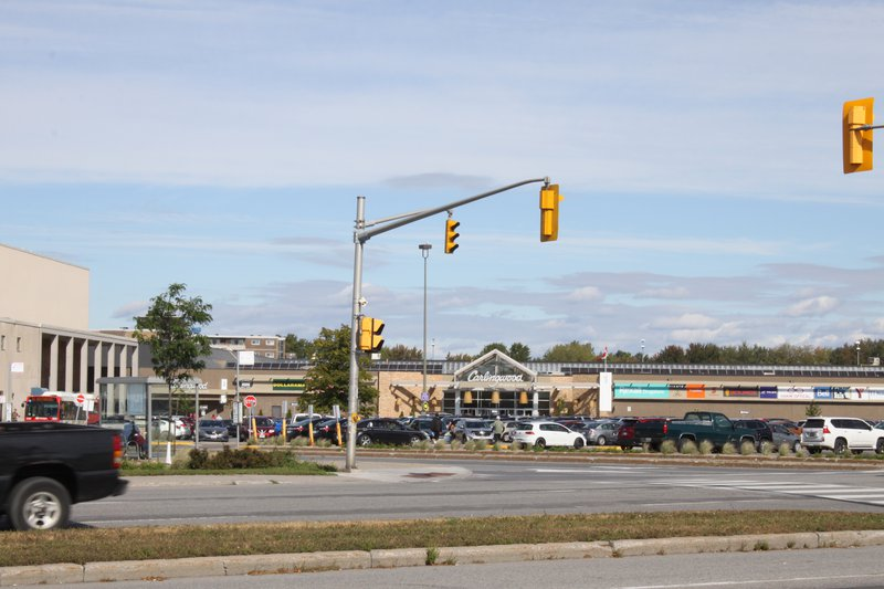 Carlington Mall Ottawa Neighbourhood