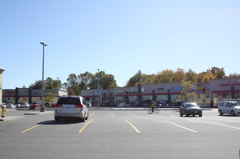 riverside south ottawa neighborhood shopping centre
