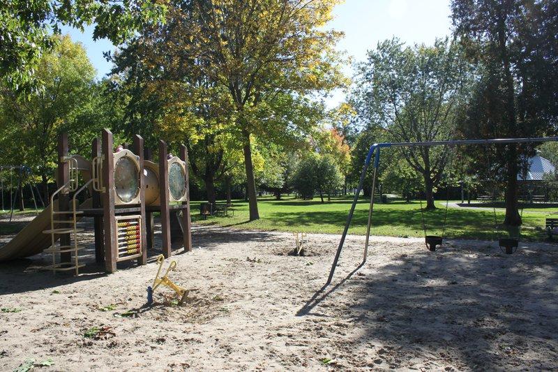 riverside south ottawa neighborhood garden playground