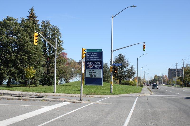Jim Durrell Community Centre Heron Gate Neighborhood Ottawa