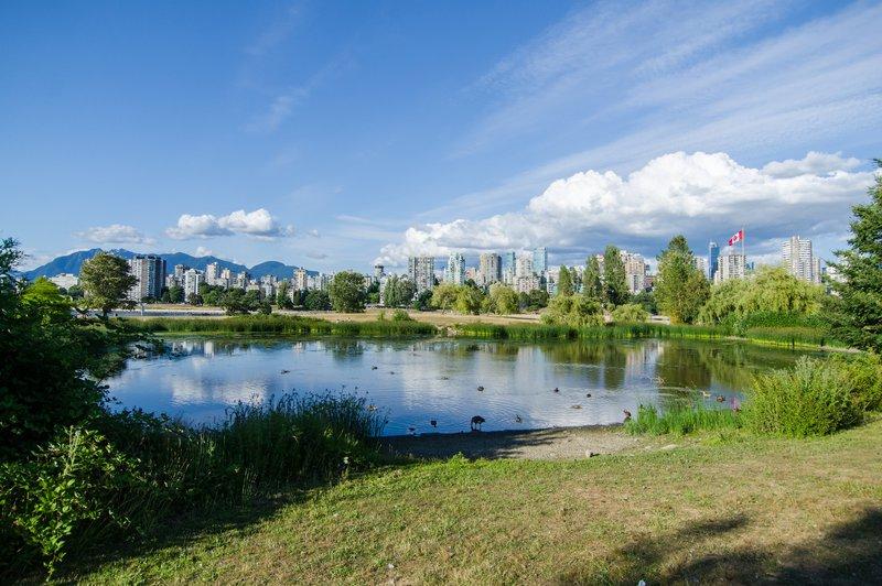 Vancouver park lake tourist parks nature tourism camping.jpg
