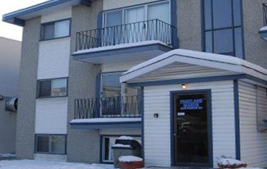 10125 Franklin Avenue in Fort McMurray, AB