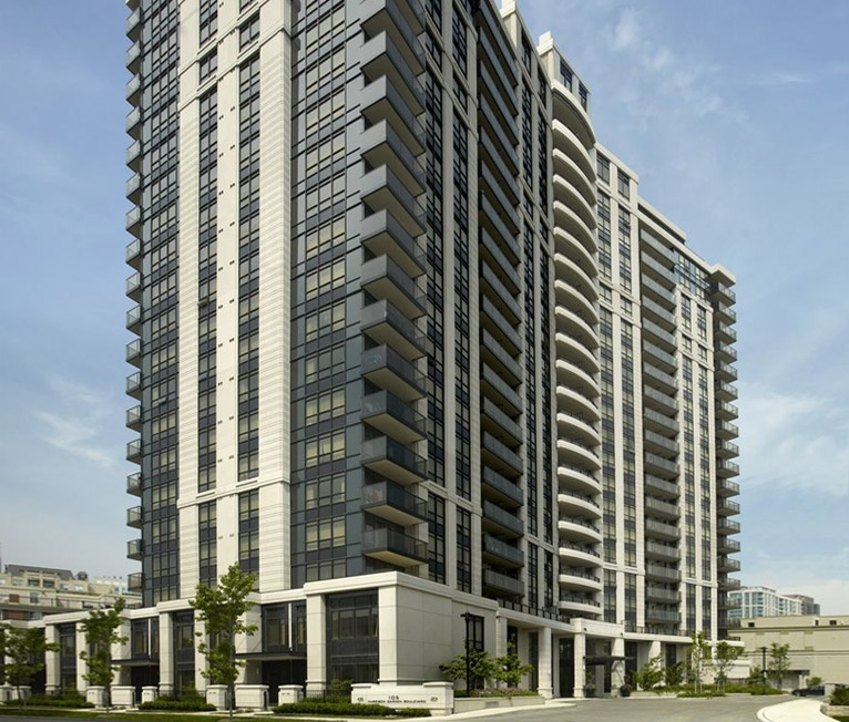 2 Bedroom Apartments Yonge And Sheppard: 105 Harrison Garden Blvd, North York, Is For Rent