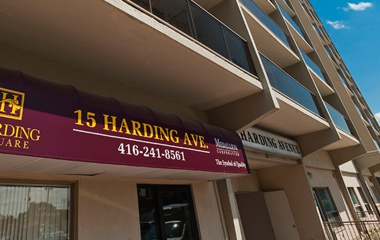 15 Harding Avenue in Toronto, ON