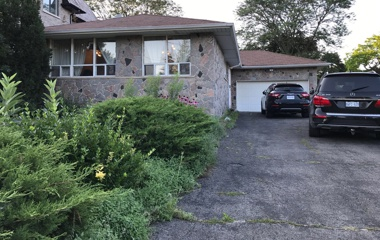 16 Wycliffe Crescent in North York, ON