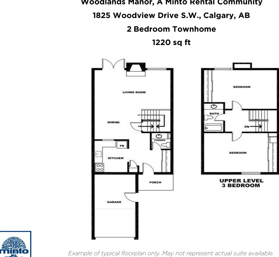 1825 Woodview Drive S.W is Now Available