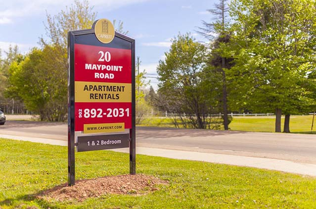 20 Maypoint Road in Charlottetown, PE is Now Available
