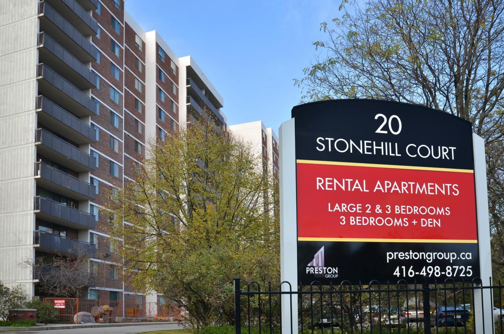 20 Stonehill Court in Toronto, ON
