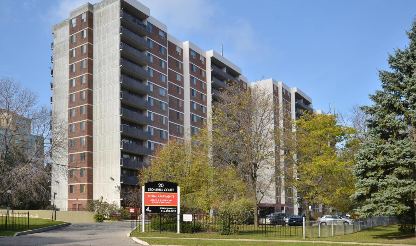 20 Stonehill Court in Toronto, ON is Now Available