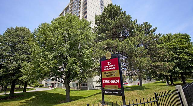 25 Bay Mills Boulevard in Toronto, ON is Now Available