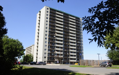 2880 & 2900 Carling Avenue in Ottawa, ON