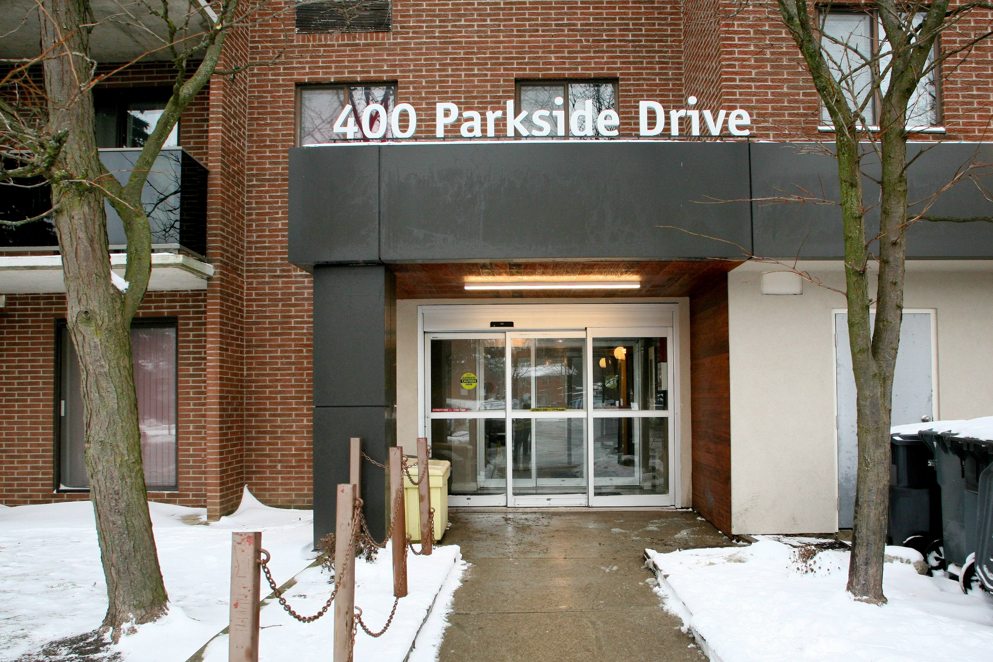 400 Parkside Drive is Now Available