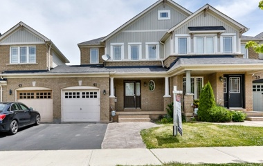 41 Brockdale Street in Richmond Hill, ON