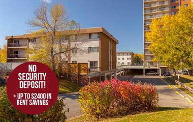 4501 37th Street NW Bldg D in Calgary, AB