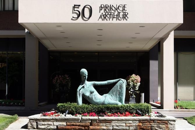 50 Prince Arthur Avenue is Now Available