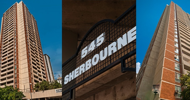545, 555 & 565 Sherbourne Street is Now Available