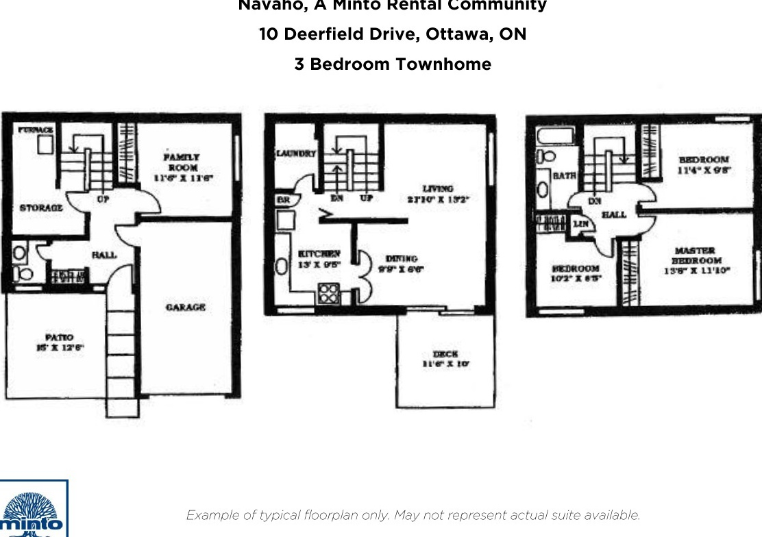 10 Deerfield Drive Rental