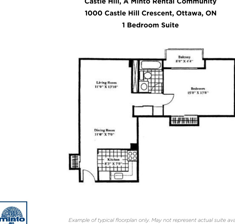 1000 Castle Hill Crescent is Now Available