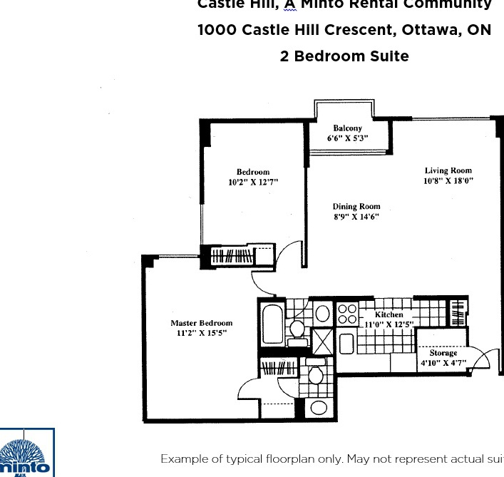 1000 Castle Hill Crescent in Ottawa, ON is Now Available
