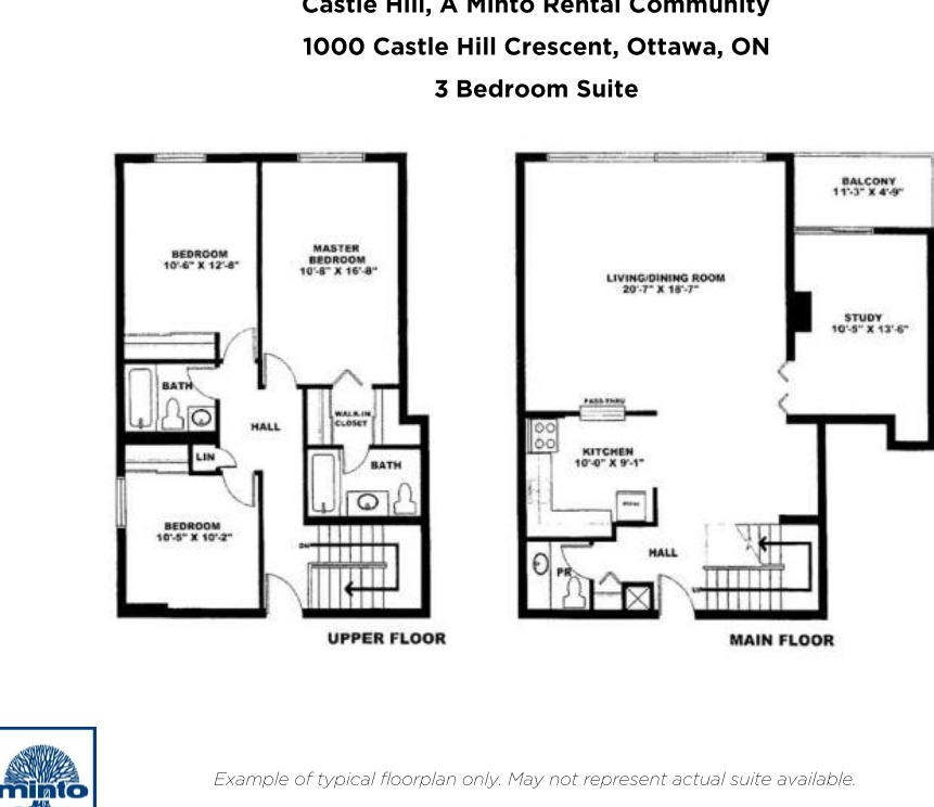 1000 Castle Hill Crescent Rental