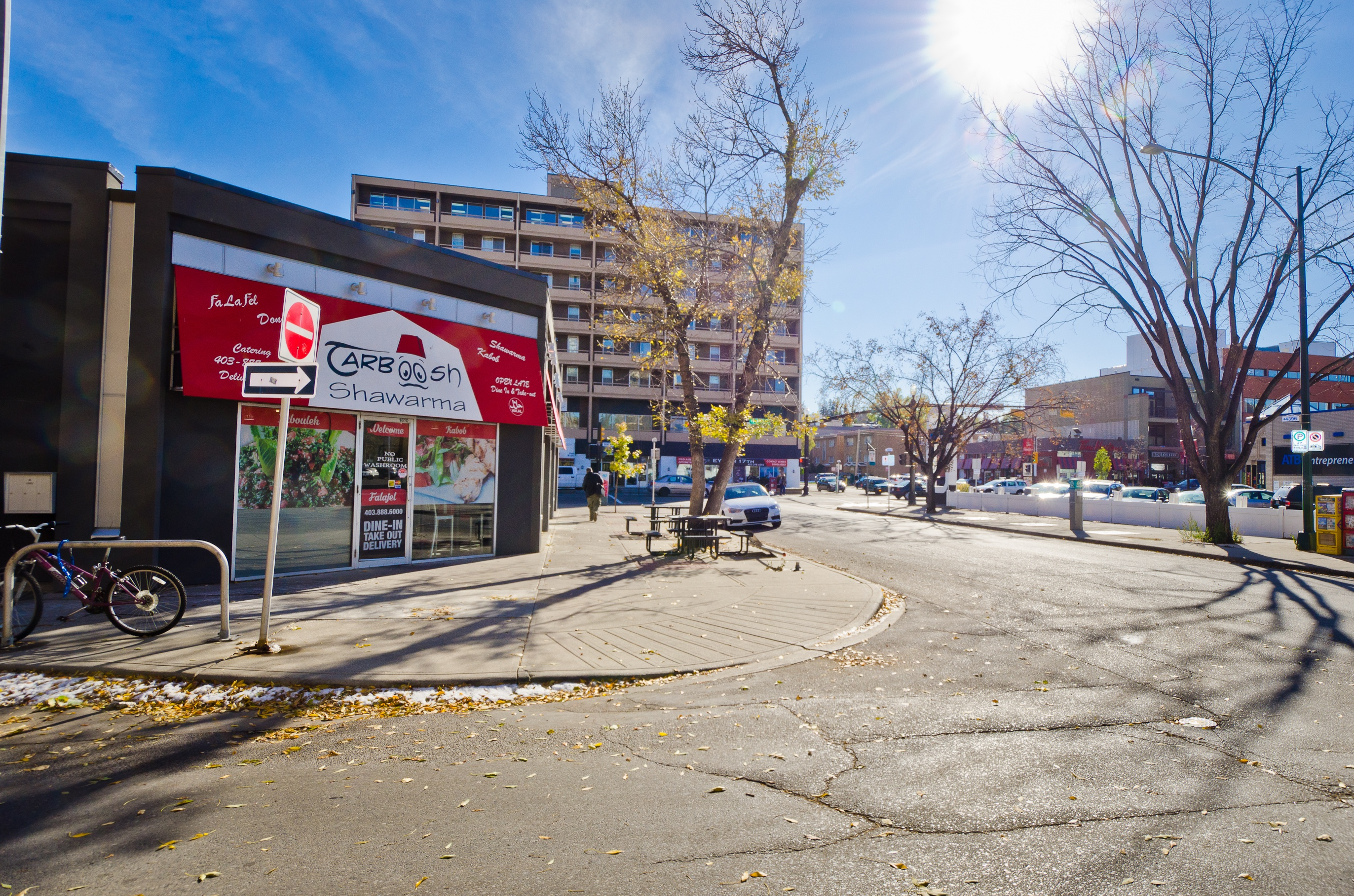 1030  16 Ave. SW in Calgary, AB is Now Available