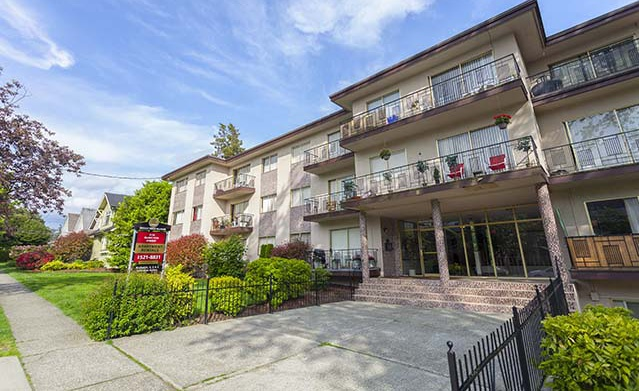 1116 Hamilton Street in New Westminster, BC