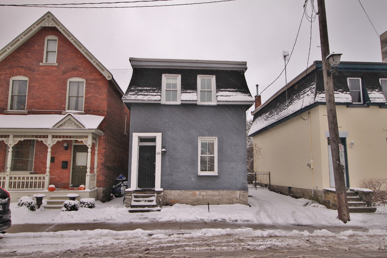 116 Boteler St in Ottawa, ON is Now Available