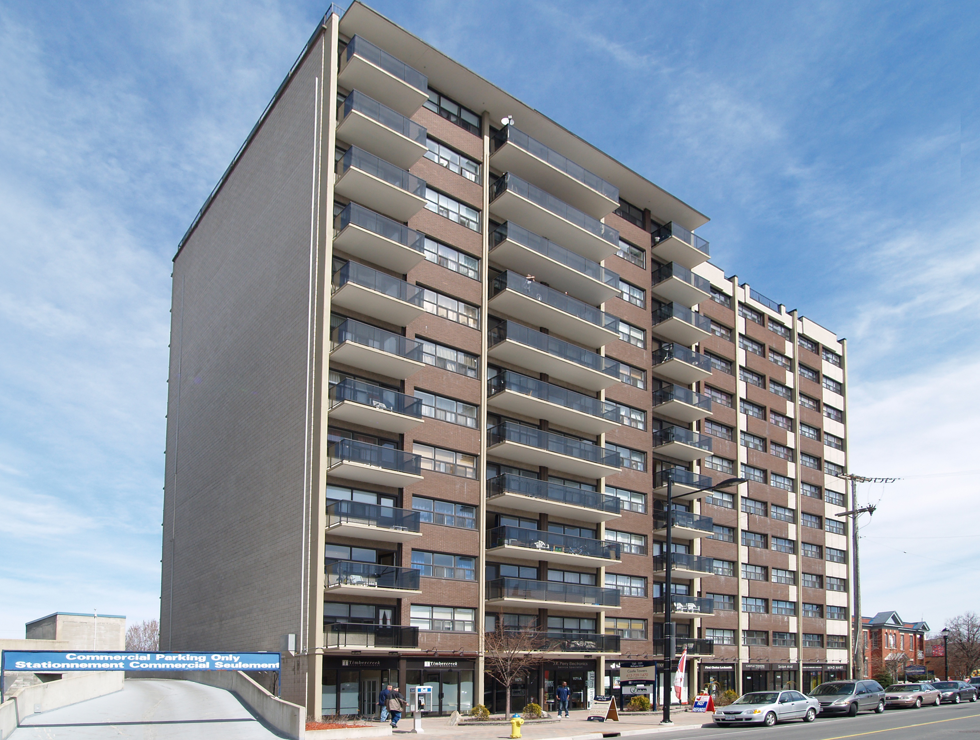 1161 & 1171 Wellington Street West is Now Available