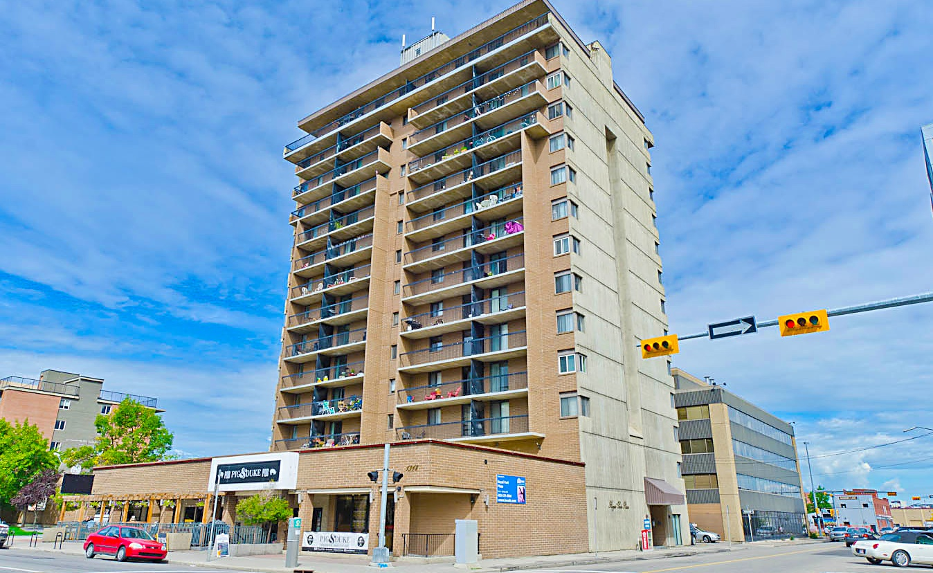 1312 - 12 Ave SW is Now Available